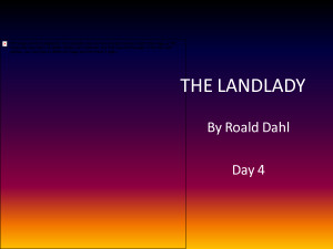 Landlady The Copper Mountain