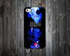 ... case iphone 5 case iphone 5s case iphone 5c case LITTLE MERMAID QUOTES