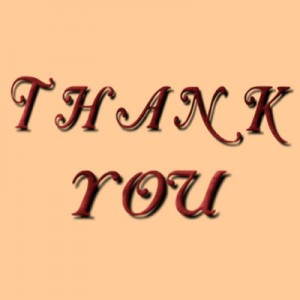 """can no other answer make, but, thanks, and thanks."""""""