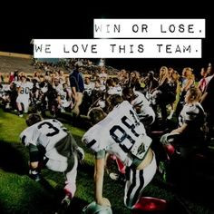 Win or Lose, We Love this Team. Arnold High School Football More