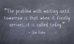 Jim Rohn - wisdom & inspiration