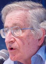 Noam Chomsky - Israeli Occupation Archive - www.israeli-occupation.org
