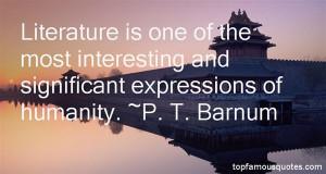 Favorite P T Barnum Quotes