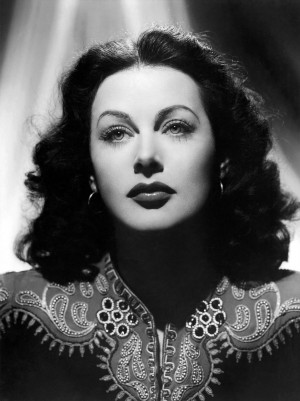 Saturdays with Hedy Lamarr #14