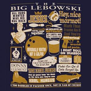 The Big Lebowski Quote Mashup