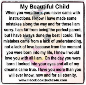 Quotes About Wonderful Daughters | ... quotes for daughter quotes ...