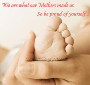 ... mark for myself without anybody's help, not even Mom's. ~ Kate Hudson
