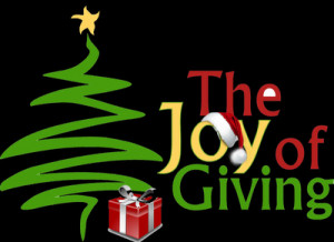 Quotes on Joy of Giving