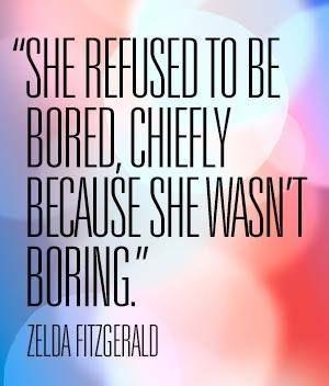 Zelda Fitzgerald ~