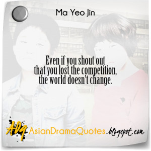 Teacher Yang Min Hee: What if you can't run away? Then what should you ...
