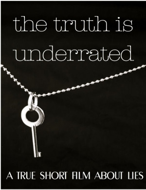 15 july 2008 titles the truth is underrated the truth is underrated