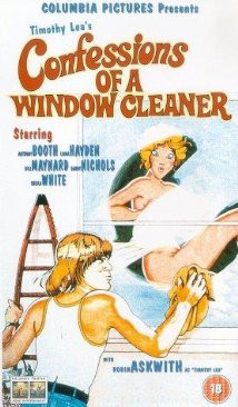 Confessions of a Window Cleaner (1974) Poster