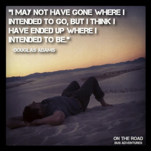 on the road quote #8