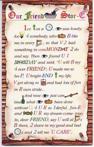 Friendship Quotes Graphic