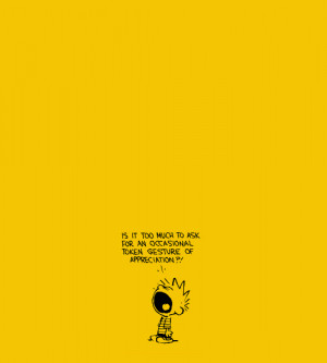 Calvin And Hobbes Quotes On Life: Quotes And Sayings Calvin And Hobbes ...
