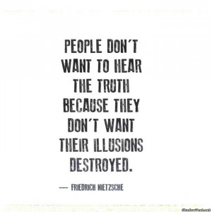 Don't Destroy the Illusions