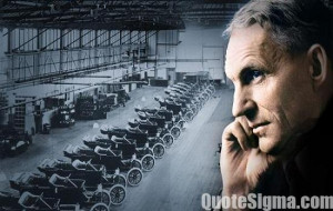 Henry Ford was an American businessman who founded the Ford Motors ...