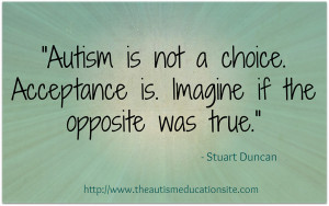 More Funny and Inspirational Autism Quotes