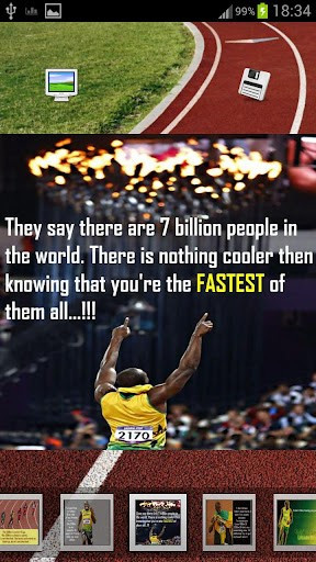 bolt uses a usain bolt inspirational sports quotes swimming sports ...