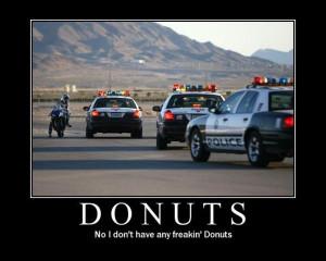... funny-joke-road-street-drive-driver-cops-police-donuts-biker [ Donuts