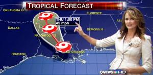 Abc Meteorologist Ginger