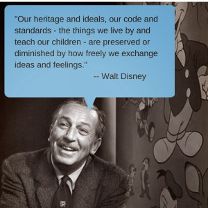10 Walt Disney quotes to help guide you through life