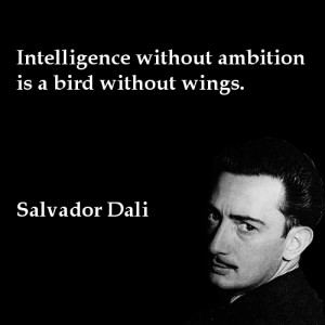 Quotes by Salvador Dali