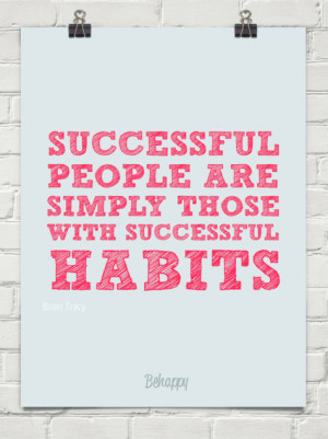Developing Healthy Habits Quotes. QuotesGram