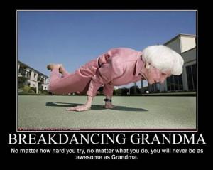 Funny New Grandma Quotes
