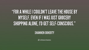 Quotes by Shannen Doherty