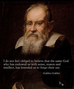 , Galileo Galilei, Funny, Q Quotes, Atheist Quotes, Historical Quotes ...