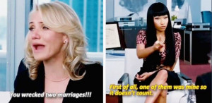 The other woman: Fav Movie, Movie Girls, The Other Woman Quotes Movie ...