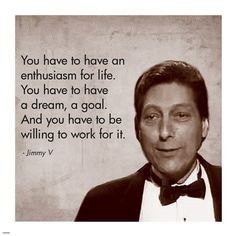 ... about the 6th Annual Jimmy V Week for Cancer Research? We are. #ESPN