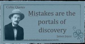 13_James-Joyce-Mistakes-are-the-portals-600 James Joyce Quotes