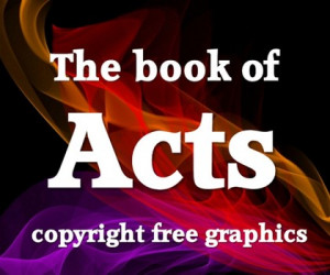 Free resources for studying or teaching the Acts of the Apostles