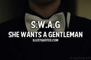 That is what every girl wants.
