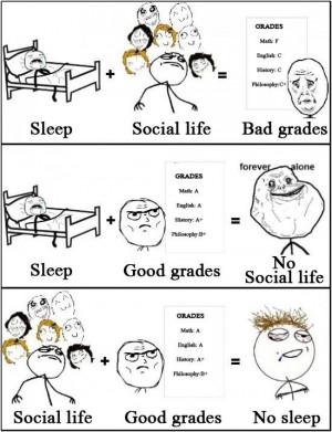 College Life...