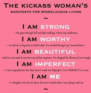The kickass woman's manifesto. Must read.