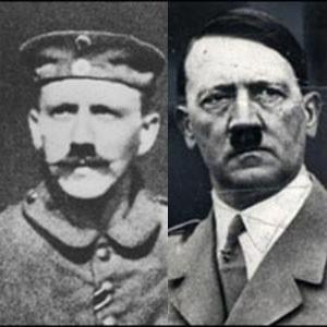 Hitler WW1 WW2