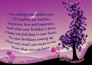 birthday card sayings wallpapers birthday card sayings wallpapers and ...