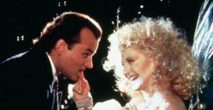 ghost of christmas present scrooged