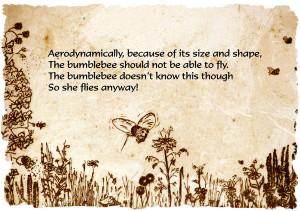 Flight of the Bumblebee by mdandree