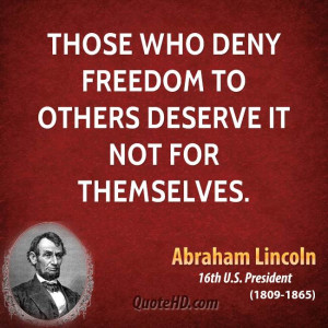 abraham lincoln power quotes quotehd abraham lincoln equality quotes ...