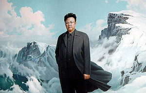 KIM JONG IL PROPAGANDA
