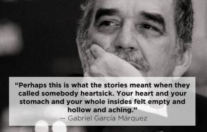Gabriel García Márquez   15 Profound Quotes About Heartbreak From ...