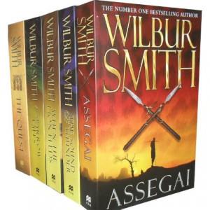 Wilbur Smith Mega Collection - 32 Books