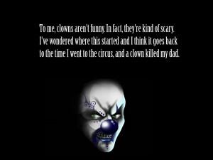 Scary Clowns Pdf Catalog...