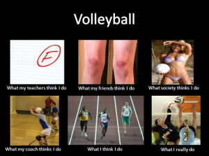Volleyball Problems Tumblr