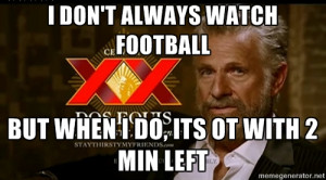 Related Pictures dos equis man don always watch football but when