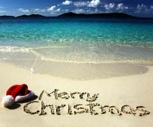 Posts related to beach christmas card quotes